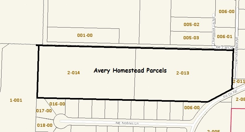 Avery Parcels